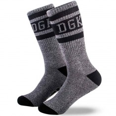 DGK Avenue Crew Socks - Black