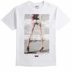 DGK End Of The Road T-Shirt - White