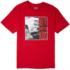 DGK Motion T-Shirt - Red