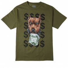 DGK Come Get It T-Shirt - Military