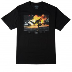 DGK Pushin T-Shirt - Black