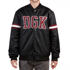 DGK Champ Jacket - Black