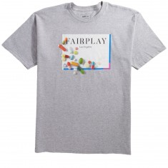 Fairplay Daily Vitamins T-Shirt - White