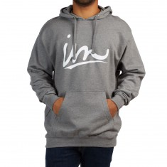 Imperial Motion Underline Hoodie - Gunmetal Heather