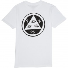 Welcome Talisman T-Shirt - White/Black