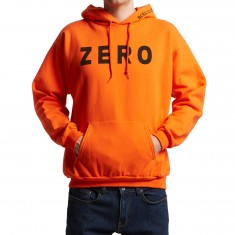 Zero Roll Till Death Hoodie - Orange