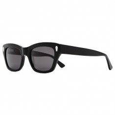 Crap Eyewear The Cosmic Highway Sunglasses - Gloss Black Acetate