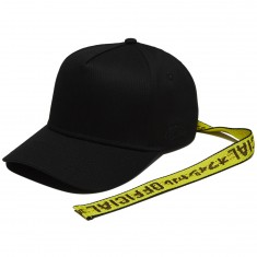 Official Flight Strap Ace Hat - Black
