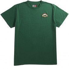 Habitat X Twin Peaks Sheriff T-Shirt - Green