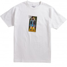 Deathwish Come Play With Us T-Shirt - White