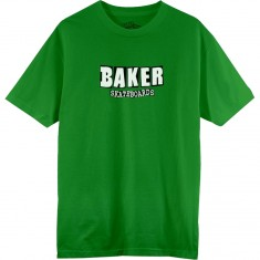 Baker Blurgo T-Shirt - Green