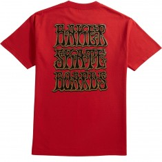 Baker Voodoo T-Shirt - Red