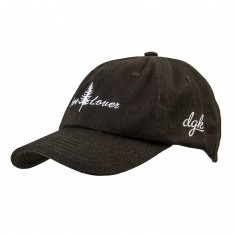 DGK Tree Lovers Strapback Hat - Black