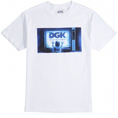 DGK Static T-Shirt - White