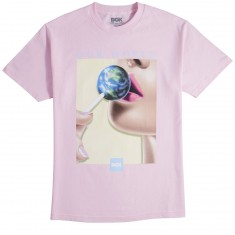 DGK Our World T-Shirt - Pink