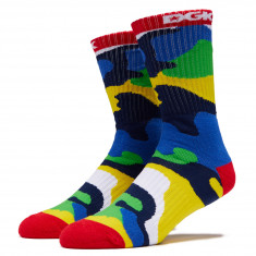 DGK General Crew Socks - Multi