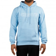 Create Wobble Hoodie - Light Blue