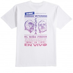 Xlarge En Vivo T-Shirt - White