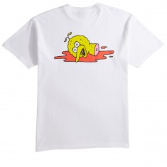 Pizza Ride Together T-Shirt - White