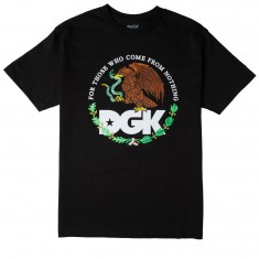 DGK Familia T-Shirt - Black