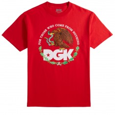 DGK Familia T-Shirt - Red