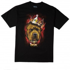 DGK Spirit Animal Pitbull T-Shirt - Black
