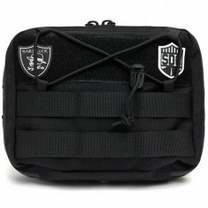 Hard Luck Hard Six Bar Bag - Black