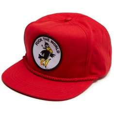 Know Bad Daze FTW Hat - Red