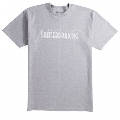 Transworld Golden Gate Magazine T-Shirt - Heather