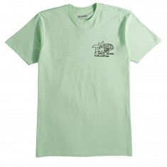 Transworld Gonz World T-Shirt - Mint