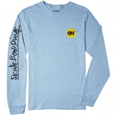 Transworld ON Video Long Sleeve T-Shirt - Blue