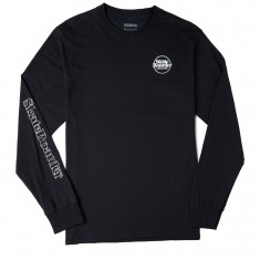Transworld Skateboarder Mag Long Sleeve T-Shirt - Black