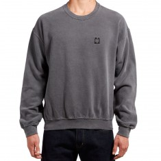 WKND Overdyed Logo Sweatshirt - Black