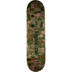 Baker Crop Circles Skateboard Deck - Bryan Herman - 8.25