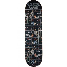 Deathwish Cool Cat Skateboard Deck - Lizard King - 8.125