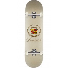 Deathwish Death Caddy Skateboard Complete - White - 8.75