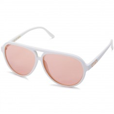 Crap The Nite Shift Sunglasses - Matte White