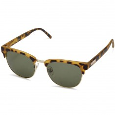Crap The Nudie Club Sunglasses - Matte Jungle Tortoise/Gold Wire