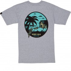 Benny Gold Destination T-Shirt - Heather