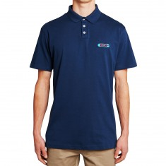 CCS Nested Polo Shirt - Navy