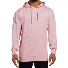 Welcome Talisman Midweight Pullover Hoodie - Pink/White
