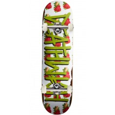 Deathwish Deathspray Wallpaper Skateboard Complete - 8.5