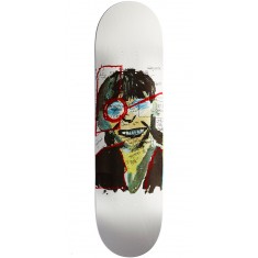 Deathwish Iggy Dedication Skateboard Deck - Greco - 8.475
