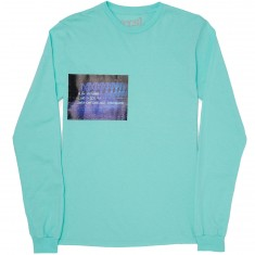 CCS Data Capture Long Sleeve T-Shirt - Mint