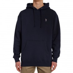 CCS Staple Pullover Hoodie - Washed Navy