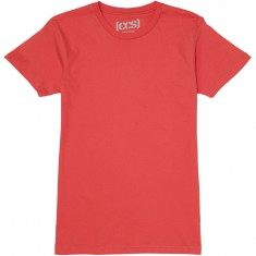 CCS Staple T-Shirt - Coral