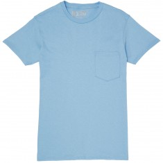 CCS Staple Pocket T-Shirt - Light Blue