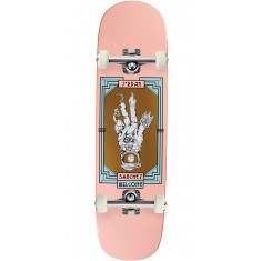 Welcome Philosophers Hand on Nibiru Skateboard Complete - Jordan Sanchez - Coral - 8.75