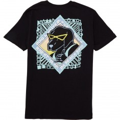 Dog Limited Beach T-Shirt - Black