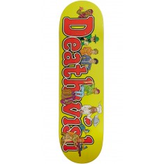 Deathwish Team Teen-Ager Skateboard Deck - 8.475